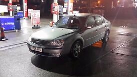 Ford Mondeo 2005 Automatic