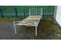 Nice Single Bed frame (delivery available)