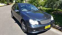 2002 Mercedes-Benz C240 Elegance Auto W203 4D Frenchs Forest Warringah Area Preview