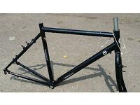"Used GEDI Mountain Bike Hybrid Frame 21"""