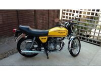 Honda CB400 Four 1977
