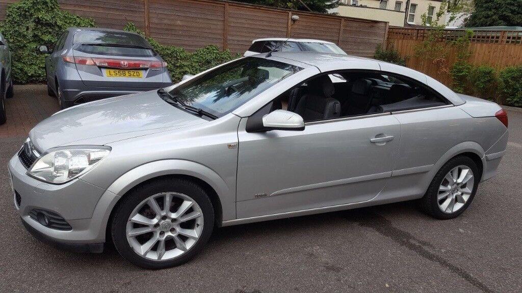 Vauxhall Astra Convertible A U T O M A T I C Petrol