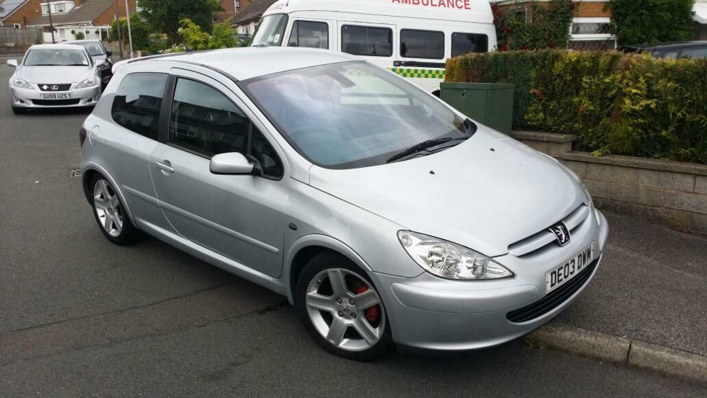 peugeot 307 turbo 2l hdi 2003 in mansfield nottinghamshire gumtree. Black Bedroom Furniture Sets. Home Design Ideas