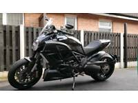 Ducati Diavel - 2011 - FSH - Amazing Bike!