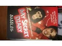 Michael Jackson bubbles diary book