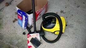 Goblin vacuum cleaner
