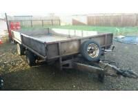 Williams twin axle 3500kg trailer