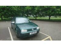VW Golf 1.4 2001 6 Months MOT