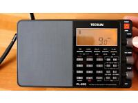 Tecsun pl880 shortwave radio