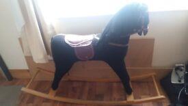 rocking horse, good condition