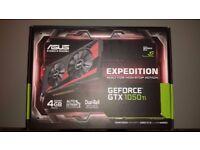 Nvidia GTX 1050 Ti 4Gb