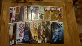 Comics mixed bundle, 20 comics