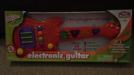 Electric guitar toy