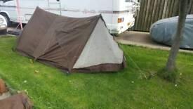 World war 2 airborne army tent,