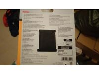 Hama Compact Nylon GPS case (Black) - new