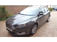 Ford Focus 1.0 EcoBoost Titanium Nav 5dr (start/stop) with Rear Parking Sensors