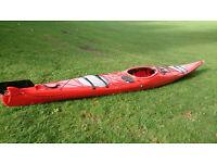 Eco-Bezhig Sea kayak from New Zealand