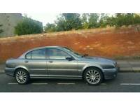 Jaguar x- type 2004