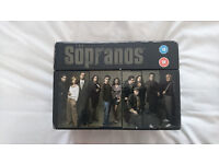 SOPRANOS BOX SET - ALL DISCS INCLUDED BUYER TO COLLECT