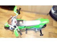 Boys Electric Motorbike - Almost Brand New!!!