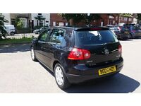 Volkswagen Golf 2.0 6 speed Manual Diesel 2006 sports GT Quick Sale. Full service history. 1 owner