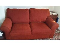 2 seater sofa bed (single)