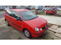 Volkswagen Polo 1.2 E petrol manual