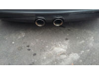 VW Golf R32 Carbon fibre package - splitter, rear diffuser, wing mirrors, grille, steering wheel.