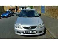 Cheap, reliable, Mazda 323F GXi with MOT until 10th May 2017. Great runner. Immaculate interior.