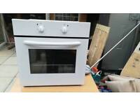 Single oven new never used