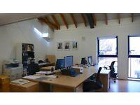 Office share - 1 or 2 desks available - Bermondsey