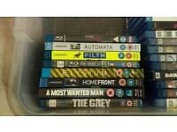 Blu Ray's