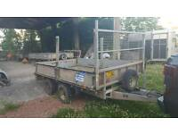 good ifor williams lm 106g dropside trailer