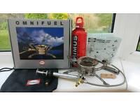 Primus Omnifuel camping stove