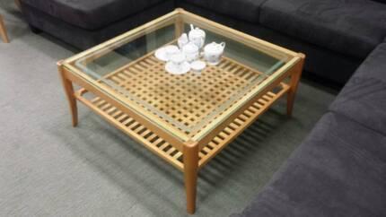 Hardwood coffee table Brand new $290