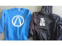 Borderlands & Last of Us hoodie