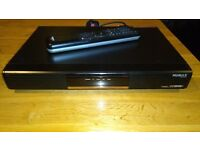 FREE DVD PLAYER with Humax Freeview tv recorder