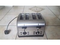 Toaster silver