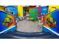 Indoor Soft play business For Sale CLUBWORLD Margate seafront, Kent £165,000