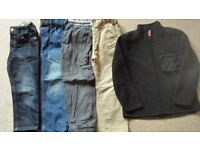 Bundle of Boy's Trousers 3 - 4 Years