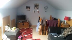 Large spacious loft room to rent in Lancing