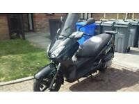 2009 Yamaha xmax 250 12 months MOT £800