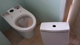 toilet parts - incomplete