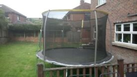 12ft Trampoline for sale