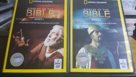 Riddles of the Bible Series 1 & 2