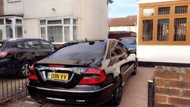 2007 Mercedes-Benz CLK220 CDI SPORT AUTOMATIC DIESEL, 136K FSH, FULL SPEC, CLK MERCEDES E Class SWAP