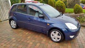 2004 Ford Fiesta Zetec 1.4 16V