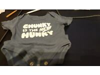 Jo Fresh chunky is the new hunky vest 12-18 months - brand new