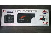 Double Horse 9100 Single Rotor RC Radio Helicopter