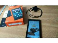 """Amazon Fire Alexa tablet 7 """" immaculate condition"""